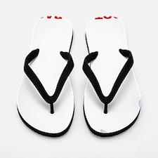 santa3 Flip Flops