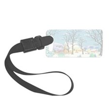 greeting_cards_4.5x6.5_inside_03 Luggage Tag