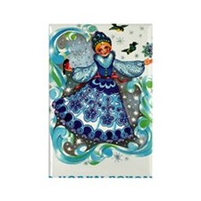 greeting_cards_5.5x5.7_front_051 Rectangle Magnet