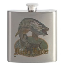 Musky hunter 9 Flask