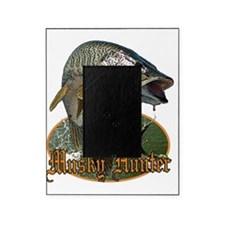 Musky hunter 9 Picture Frame