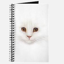 Cat Face Journal