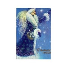 greeting_cards_5.5x5.7_front_024 Rectangle Magnet