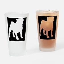 puglp Drinking Glass