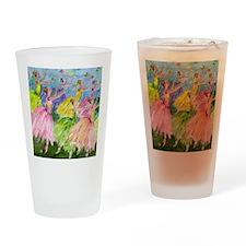 flowerdsqua. Drinking Glass