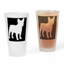 frenchbulldoglp Drinking Glass