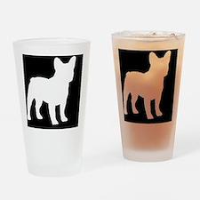 frenchbulldoglp Drinking Glass