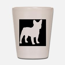 frenchbulldoglp Shot Glass