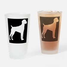 germanshorthairlp Drinking Glass