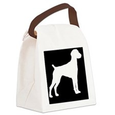 germanshorthairlp Canvas Lunch Bag