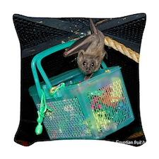 calendar2012-2 copy Woven Throw Pillow