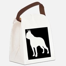 bostonterrierlp Canvas Lunch Bag