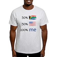 sa-flag-2-10-10 T-Shirt