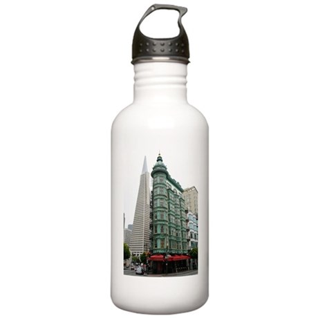 apcard_North_Beach_MG_ Stainless Water Bottle 1.0L