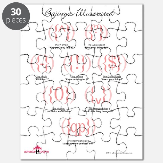 Bajino_Poster16x20 Puzzle