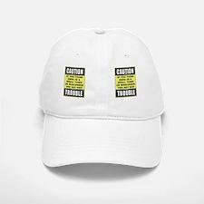 OSHA_troublemug Baseball Baseball Cap