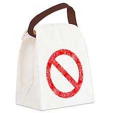 dissmoke Canvas Lunch Bag