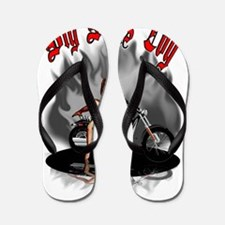 Big Boys Toy Flip Flops