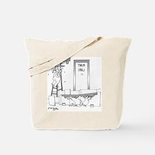 7304_lab_cartoon Tote Bag