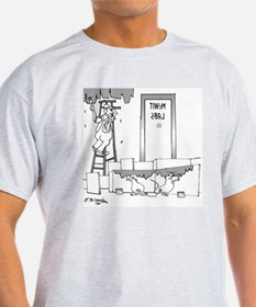 7304_lab_cartoon T-Shirt