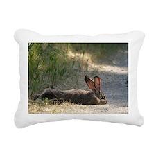 naptime9x12_print Rectangular Canvas Pillow