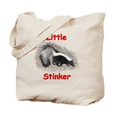 littlestinker11x11_pillow Tote Bag