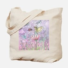 a friendly encounter for pillow Tote Bag