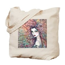 chloris for pillow Tote Bag