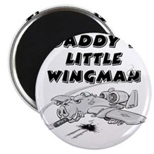 daddys_little_wingman Magnet