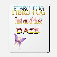 Fibro Fog-Daze Trans Mousepad
