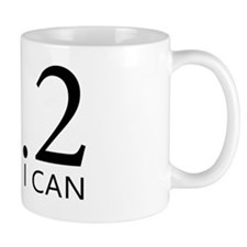 Because-I-Can-26.2-light Mug