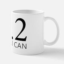 Because-I-Can-26.2-light Mug