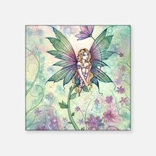 """mystic garden 16 x 20 cp Square Sticker 3"""" x 3"""""""
