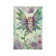 mystic garden 16 x 20 cp Rectangle Magnet
