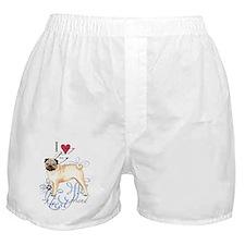 pug-key2 Boxer Shorts