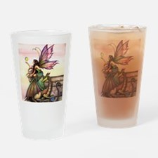 Dragons Orbs Drinking Glass