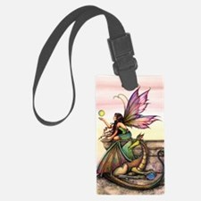 Dragons Orbs Luggage Tag