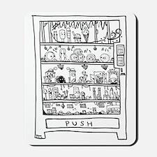 vending detail Mousepad