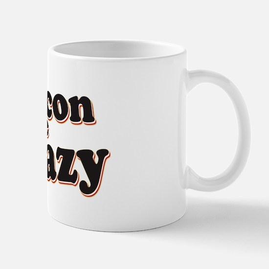 Bacon Me Crazy Mug