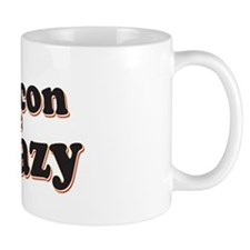 Bacon Me Crazy Small Mug