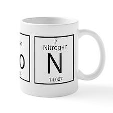 Bacon Elements Small Mug