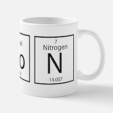 Bacon Elements Small Small Mug