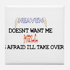 Unique Emo Tile Coaster