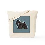 Scottish Terrier - Scotty Dog Tote Bag