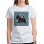 Scottish Terrier - Scotty Dog Women's T-Shirt