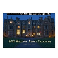 abbeyNightCover Postcards (Package of 8)