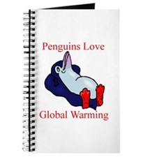 Penguins Love Global Warming Journal