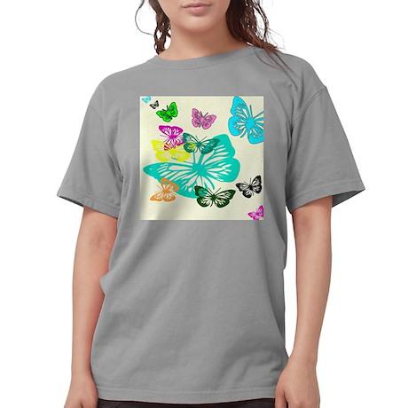 The Cats Eye Women's V-Neck T-Shirt