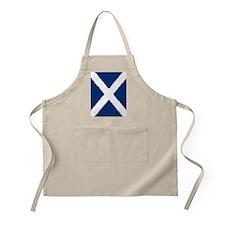 Scotland flip_flops Apron
