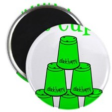 lime, got cups Magnet